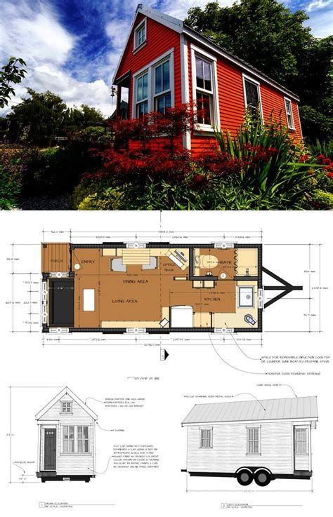 329 Most Inspiring Tiny Houses On Wheels Tiny House Floor Plans House Flooring House Floor Plans