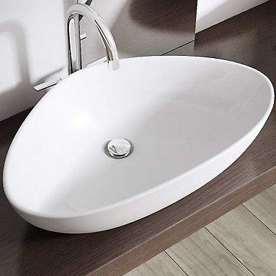 Details Zu Sogood Design Keramik Waschschale Aufsatzwaschbecken