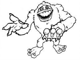 Yeti Coloring Pages Google Search Unicorn Coloring Pages Coloring Pages Snowman Coloring Pages