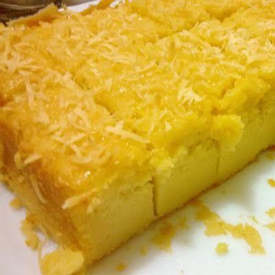 Cara Membuat Kue Bolu Tape Singkong Keju Panggang Baca Resep Keju Panggang Kue Bolu Makanan