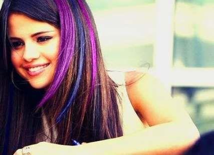 23 Trendy Hair Tips Dyed Blue Dark Brown Hair Streaks Purple Hair Streaks Hair Highlights