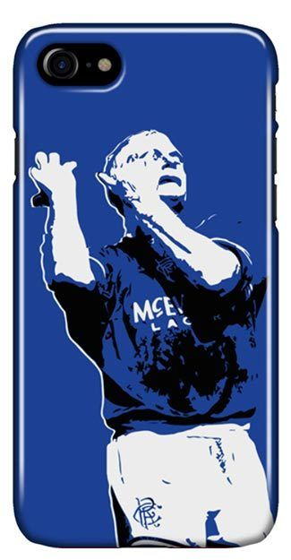 best website 93ce6 3baa1 Gazza plays the flute retro football mobile case for iPhone at FC ...