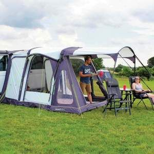 Outdoor Revolution Movelite T2 Lowline Driveaway Awning Free Canopy Awning Caravan Awnings