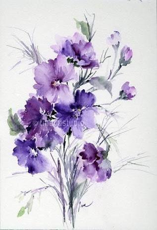 Resultado De Imagen Para Flores Decorativas Para Pintar Con