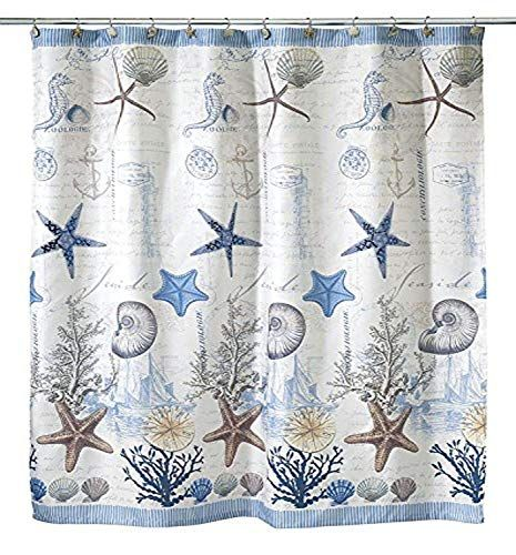 10 Best Coastal Living Shower Curtains Top Pick S In 2020