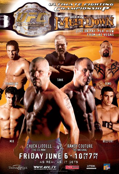 UFC 45 Revolution