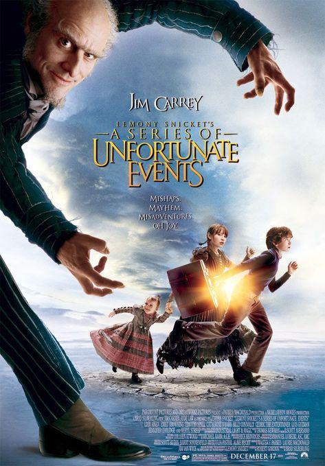 Desventuras em Série (Lemony Snicket's A Series of Unfortunate Events), 2004.