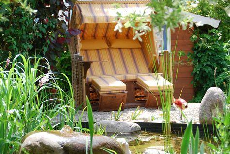 Mit Diesen 20 Dingen Erlebst Du Im Garten Entspannung Pur Von Lisa Baumgarten Homify Outdoor Dekorationen Garten Gartenecke