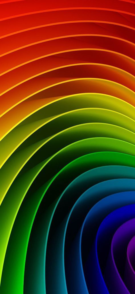 Rainbow Colors Wallpaper Textures Patterns Light Colors
