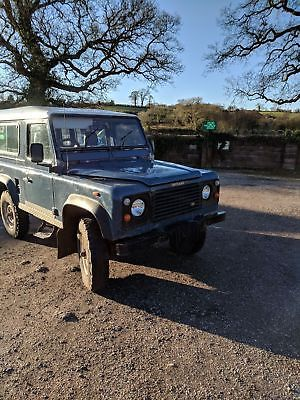 eBay: Land Rover Defender 90, 200Tdi, not Range Rover or Discovery