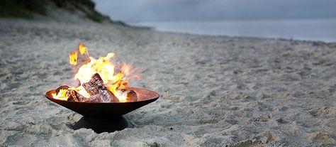 8 Ways To Have Fire Wherever You Live S U M M E R Fire Bowls