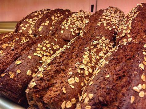 Low-Carb Mandelbrot ~ Low Carb Brot - Gutes Eiweissbrot hilft bei Diät