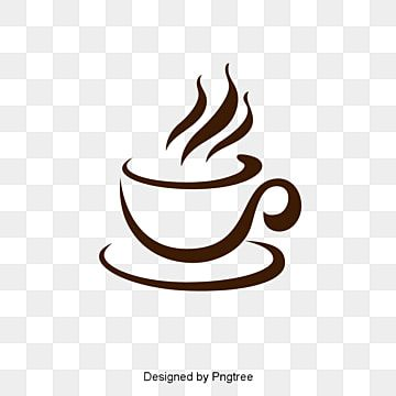 Simple Coffee Cup Element Coffee Mug Clipart Brown Hot Air Png And Vector With Transparent Background For Free Download In 2021 Coffee Vector Coffee Cups Coffee Cup Art