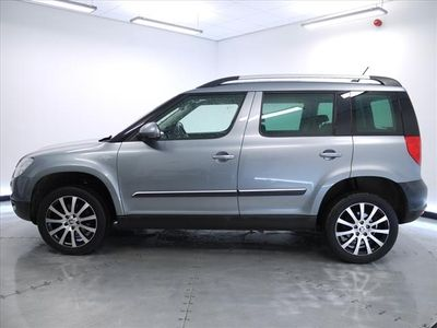 Skoda Yeti Diesel Estate 2 0 Tdi Cr 170 Laurin Klement 4x4