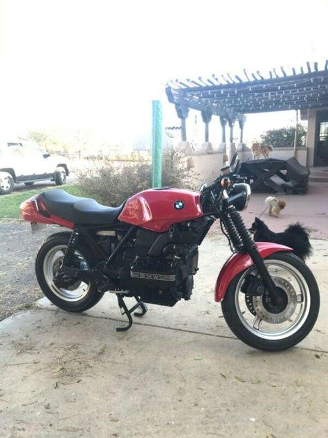 1993 BMW K75 S mild cafe racer | Custom Cafe Racer Motorcycles For Sale