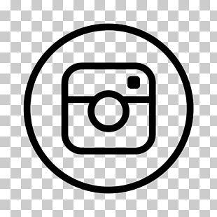 Logo Black And White Instagram Logo Png Clipart Instagram Logo Black And White Instagram Clip Art
