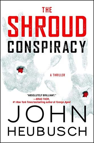 The Shroud Conspiracy - trying to disprove that the Shroud