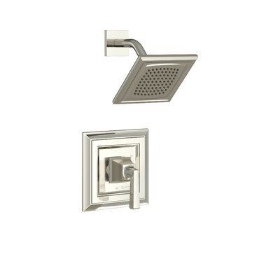American Standard Town Square Shower Faucet Finish Polished Nickel In 2020 Shower Faucet Polished Nickel American Standard