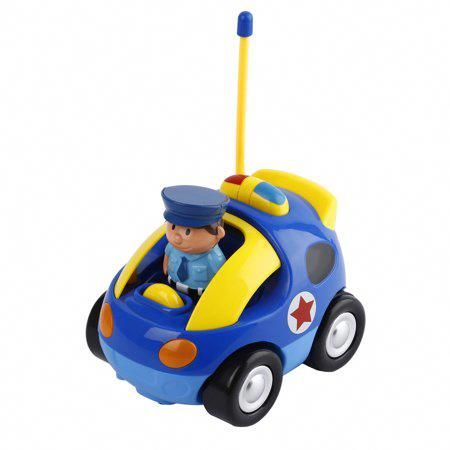 R C Race Car Cartoon R C Police Car And Race Car Cartoon R C Formula Race Car Radio Control Toy By Dark Blue Remoteco Police Cars Radio Control Toddler Toys