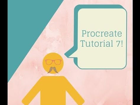 ▶ Look Ma, My Own Brush! Procreate Tutorial 7 - YouTube