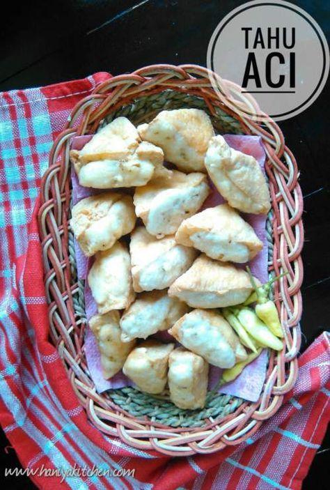Resep Tahu Aci Khas Tegal Sederhana Enak Dan Gurih Resep Tahu Makanan Dan Minuman Makanan