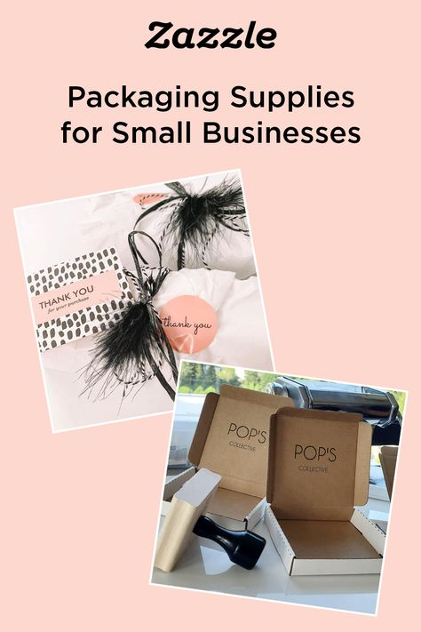 Packaging & Small Business Supplies - Zazzle