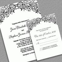 skabelon invitation