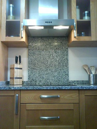 diseño de #cocina Diseño de cocinas en Alcala de Henares madera