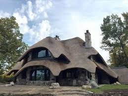 Image Result For Thatched Roof Unique House Design Unique Houses House Design