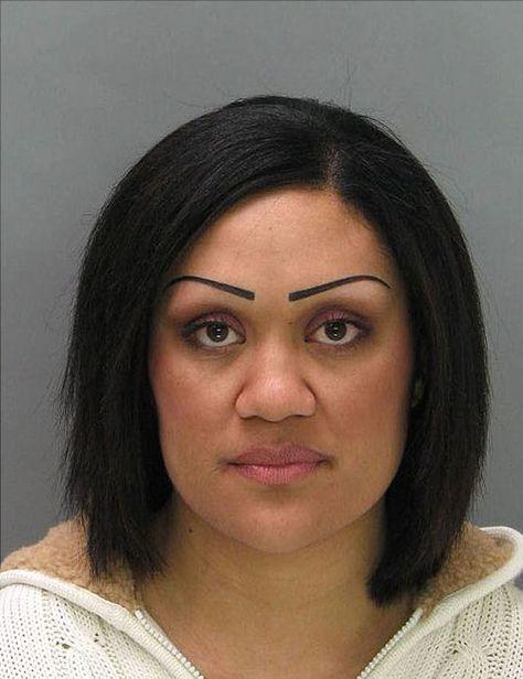 Ugly Eyebrows | Weird and ugly eyebrows (37 pics) - Izismile.com