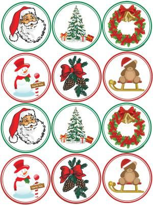 Christmas-Cupcake-Printable.jpg - Dixie Allan