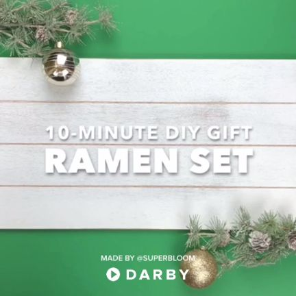 gifts Easy 10 Minute DIY Gift For...