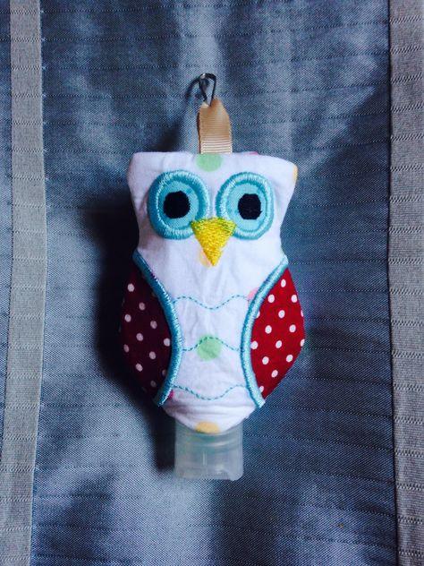 Owl Hand Sanitizer Holder 5 Hand Sanitizer Holder Hand