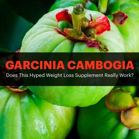 Garcinia cambogia fruit nutrition facts