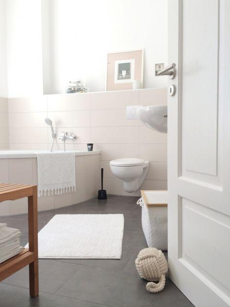 Badezimmer im Holzstyle zu finden unter Villeroy \ Boch Nature - badezimmer aufteilung neubau