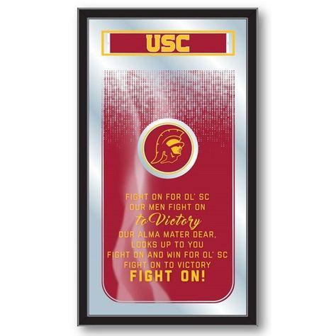 USC Trojans Fight Song Mirror - SportsFansPlus.com. Visit website for bonus coupon!