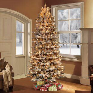 The Holiday Aisle Pre Lit 9 Red Pine Artificial Christmas Tree With 900 Red Lights Pre Lit Christmas Tree Christmas Tree Artificial Christmas Tree