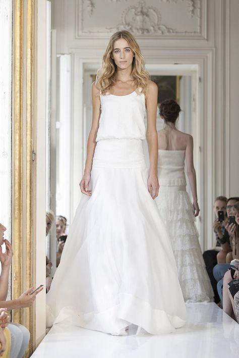 Robe de mariée Lubin - Sélection Couture 2016 - Robes de mariée - Delphine Manivet