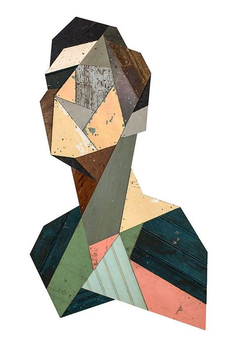 Strook is the word used to refer to the collage work of Bruges-based artist Stefaan De Croock. His signature collage...