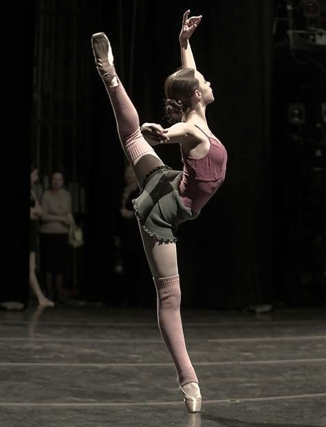 Ballerinas are the strongest.