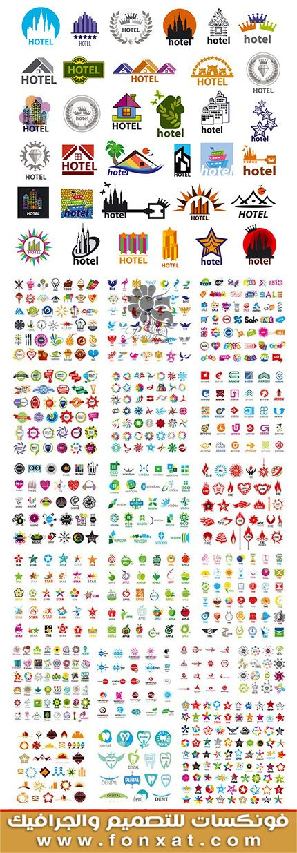 اكبر كولكشن لوجو فيكتور بجودة عالية جدا لمئات من المجالات المتعددة Bullet Journal Photoshop Word Search Puzzle