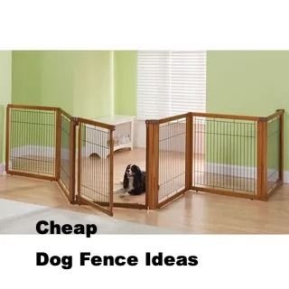 Pin On Dog Fence Ideas