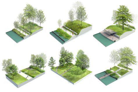Parc De Wambrechies Design D Amenagement Paysager Modele De