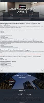 Motorcycle Accident Lawyer Toronto | Motorcycle Injury Lawyers,  #Accident #homemaintenanceco...