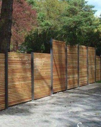 Sichtschutzzaun Holz L Rche Metall Anthrazit Modern Stahlzart Gartenzaunideen Gartenzaun Gartenzaunsicht In 2020 Sichtschutzzaun Holz Sichtschutzzaun Zaune Holz