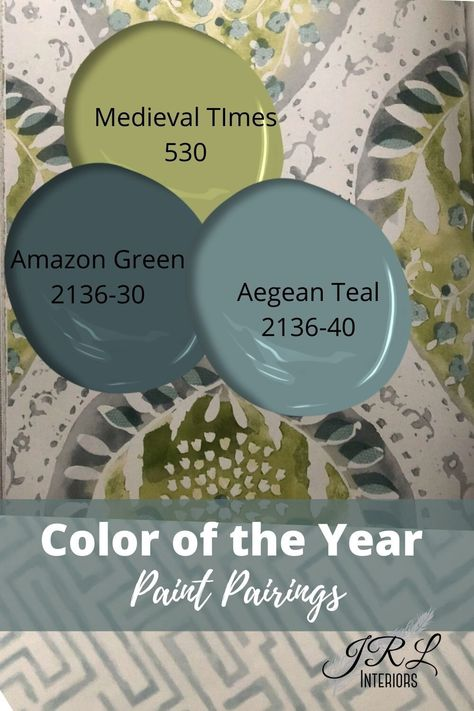 Room Colors, Wall Colors, House Colors, Benjamin Moore Paint, Benjamin Moore Colors, Colorful Decor, Colorful Interiors, Paint Color Schemes, Home Color Schemes