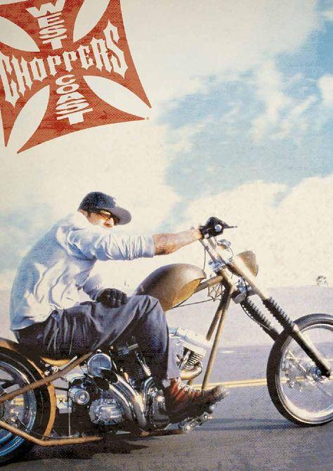 West Coast Choppers catalogue 2015/01 by Michael Kronenberg - issuu