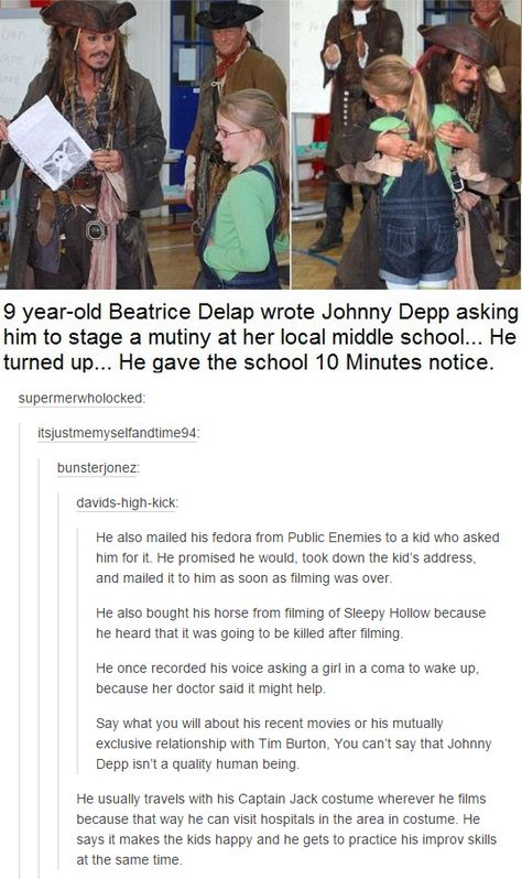 Johhny Depp also acted extremely aggressive with his wife though.