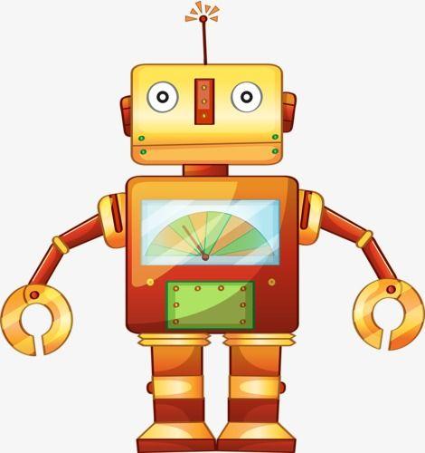الروبوت نموذج الروبوت الروبوت الذكية روبوت كارتون Png وملف Psd