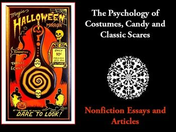 The Psychology of Halloween: Costumes, Candy and Classic Scares